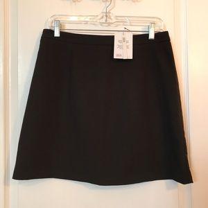NWT ASOS Black Mini Skirt